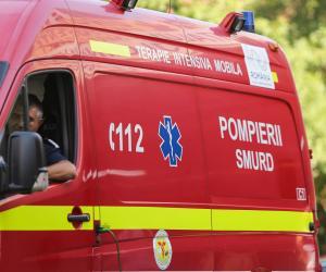 Un copil de un an din Bihor a murit după ce s-a înecat cu o bomboană. Familia a luat la bătaie echipajul SMURD