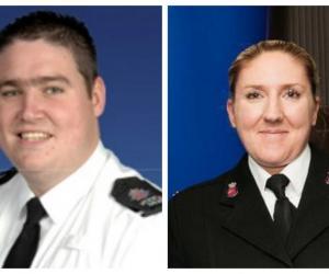 Doi poliţişti au ratat mai multe intervenţii pentru că se iubeau în maşina de serviciu, în timpul programului, în Anglia